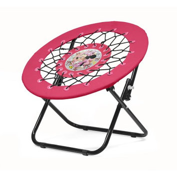 Idea Nuova Novelty Chair: Minnie Mouse Flex Chair, Pink