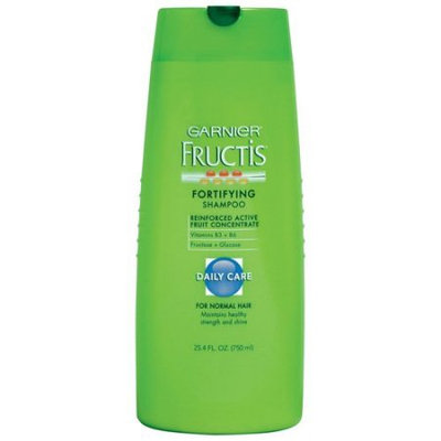 Garnier Fructis Fortifying Shampoo, Daily Care - 25.4 oz