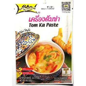 Tom Ka Paste Thai Style
