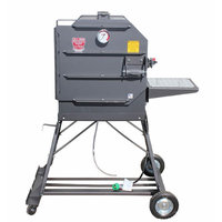 R & V WORKS CES 9 Stainless Steel Cooking Rack Cajun Express Smokers