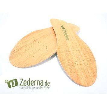 ORIGINAL Cedar Wood Shoe Insoles: Natural sweaty feet solution, foot odor eliminator, athlete's foot treatment (1 Pair)