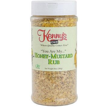 Honey Mustard Rub & Seasoning Ground Powder | Gluten Free | 8 Oz. (Honey-Mustard Rub).