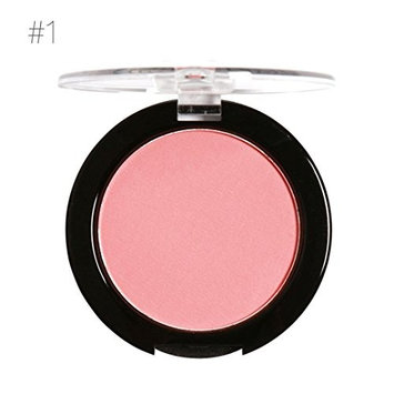 DZT1968 MARIA AYORA Porbable Repair Powder Block Blush Exquisite Natural Rosy Gloss Fine Outline (A)