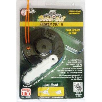Proulx Mfg., Inc. UN-59K Power Cut II 2in1 String Trimmer Head - - Black