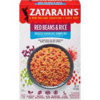 Zatarain's Reduced Sodium Red Beans & Rice, 8 OZ (Pack of 2)