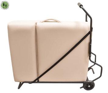 Devlon Northwest Massage Table Cart + Massage Table Trolley + Massage Equipment