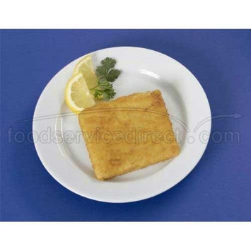 SeaCrisp Breaded Square Cod, 4 Ounce of 39-41 Pieces, 10 Pound - 1 each.
