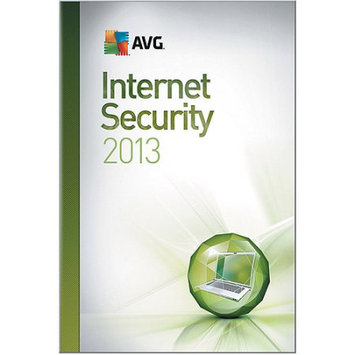 Interactive Communications AVG Internet Security 2013 3-Users 1-Year $69.99 (Email Delivery)