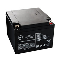 Parasystems BC 675FC b 12V 26Ah UPS Battery - This is an AJC Brand® Replacement