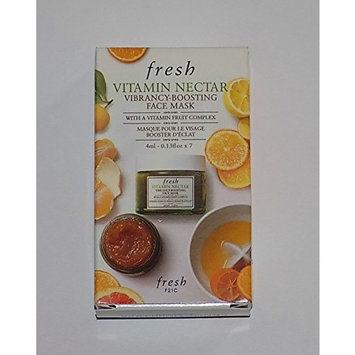 Fresh Vitamin Nectar Vibrancy-Boosting Face Mask (Travel Size)