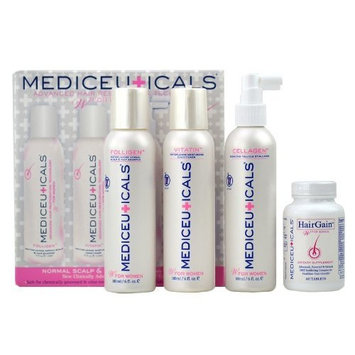 therapro mediceuticals women's hair loss kit normal scalp