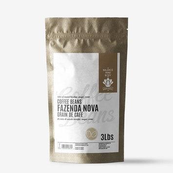 Dinavedic Single Origin Brazil Fazenda Nova Unroasted Green Coffee Beans - 3 lb (1.36 Kg)