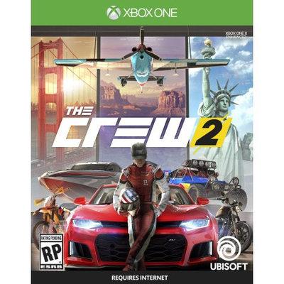 Ubi Soft The Crew 2 - Xbox One, Video Games
