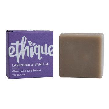Ethique Eco-Friendly Glow-Solid Deodorant, Lavender & Vanilla 2.47 oz [Lavender & Vanilla]
