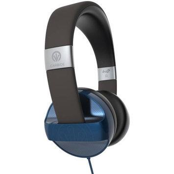 Zagg On Ear Kopfhorer Ifrogz Audio Carbide-Headphone mit Mikrofon, Blau