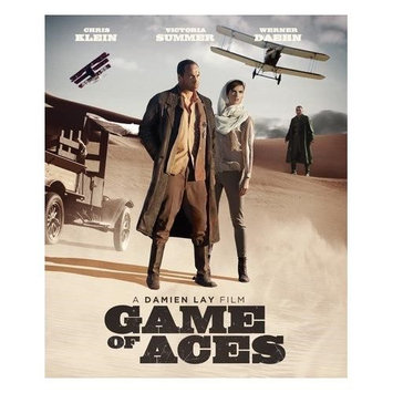 Damien Lay Game of Aces