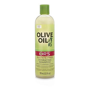 ORS OLIVE OIL SULFATE-FREE HYDRATING SHAMPOO 12oz