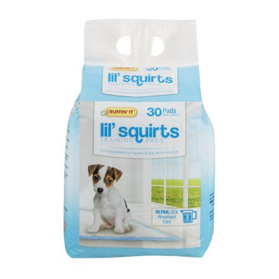 Westminster Pet 82030 Lil Squirts Training Pads 30pk