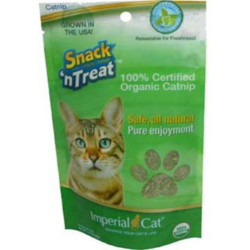Imperial Cat 00123 Certified Organic Catnip - 1 oz.