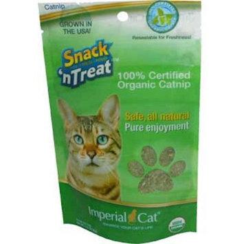Imperial Cat 00123 Certified Organic Catnip - 1 oz.