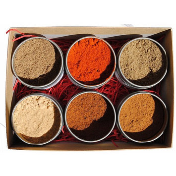 Try Asia Spices & Seasonings Gift Box