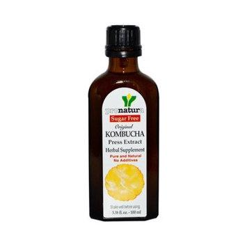 Pronatura Kombucha Press Extract - Sugar Free - 3.38 oz - HSG-383166