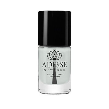 Adesse New York Organic Infused Nail Treatment, Polish to Protect and Toughen Nail from Breakage, Straightened and Smooth Fingernails - Nail Defense 11ml