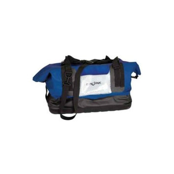 DRY PAK Waterproof Duffel Bag, LG, Clear