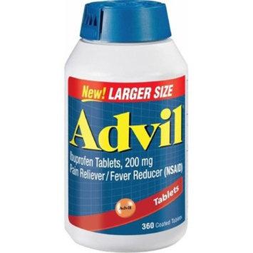 Advil Ibuprofen 200mg, 360 Tablets