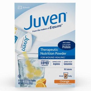 Abbott Laboratories,abbn7 Juven Therapeutic Nutrition Powder Orange 28.8 g Pouches (Pack of 8)