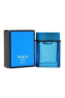 Tous Man Sport by Tous for Men - 0.15 oz EDT Spray (Mini)