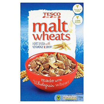 Tesco Malt Wheats Cereal 750g