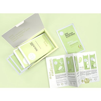 Skin Forum - 6 Step Luxurious Detox Facial Kit - Everything You Need To Ensure You Stay Looking Young, Beautiful And As Radiant And Renewed As Possible Without The Costly Expenses Of A Spa - 3 Pack