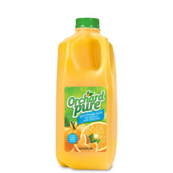 Mayfield Orchard Pure 100% Orange Juice with Calcium, 0.5 gal