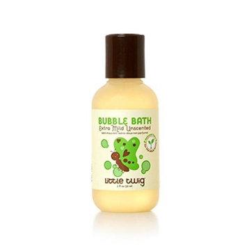 Little Twig LTWG-BB200-12 2 fl oz Bubble Bath Fragrance Free - Pack of 12