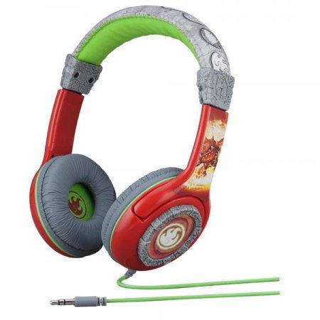 Ekids Skylanders Headphones - Fire Element