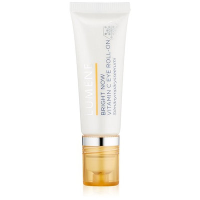 Lumene Bright Now Vitamin C Eye Roll-On, 0.3 Fluid Ounce