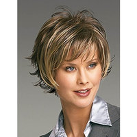 Hairdo Raquel Welch Boost Sweeping Layered Comfort Cap Wig, Glazed Cinnamon