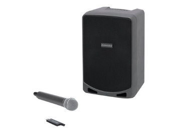 Samson Expedition XP106w Rechargeable Wireless Portable PA System with Bluetooth