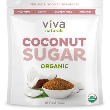 Viva Naturals Organic Coconut Sugar 6 lb