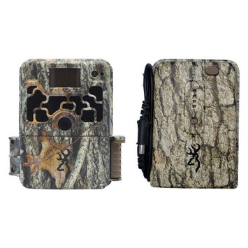 Browning Trail Cameras Dark Ops 940 16MP HD IR Game Camera + External Battery