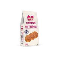 Belgian Boys Mini StroopWaffle 18 Ct - 4 Bag Bundle