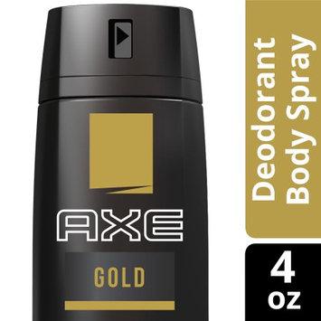 Unilever AXE Body Spray for Men Gold 4 oz