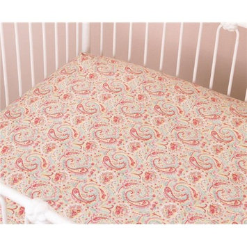 Cotton Tale Designs MAST Marie Fitted Crib Sheet