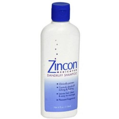 ZINCON SHAMPOO 4OZ EMERSON HEALTHCARE