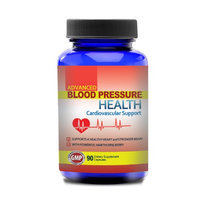 Totally Products, Llc. Advanced Blood Pressure Cardiovascular Support (90 Capsules)