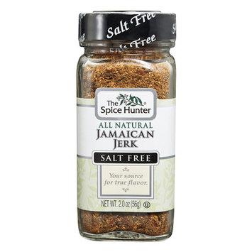The Spice Hunter All Natural Salt Free Jamaican Jerk Blend 2 oz Glass Bottles - Pack of 1