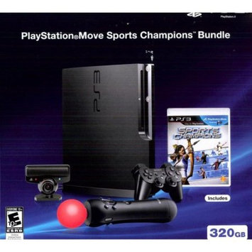 PS3 320GB Sports Champions Move Hardware Bundle by PS3