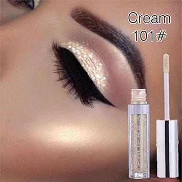 Jinjin 12 Color PHOERA Magnificent Metals Glitter Glow Liquid Eyeshadow
