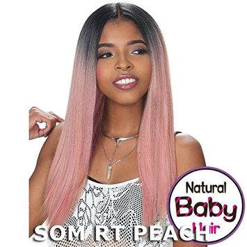 Sis Slay Natural Baby Hair Lace Front Wig - ANKA